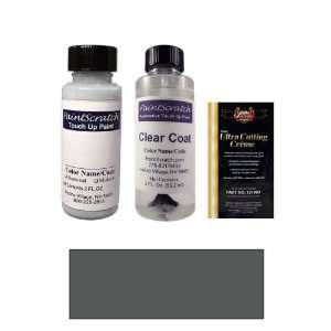 Oz. Gunmetal Gray Metallic Paint Bottle Kit for 2003 Harley Davidson