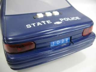 Funrise Michigan MI State Police Car Light/Sounds Chevy