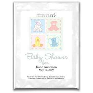 Baby Shower Margarita Mix Favors  Animal Quilt