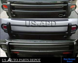 08 11 Ford Escape/Mazda Tribute Rear Bumper Guard Black