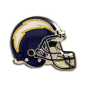 San Diego Chargers Helmet Pin