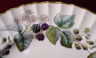 ROYAL WORCESTER china LAVINIA Z2375 cream BREAD PLATE