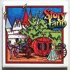 STORY LAND Glen, NH New Hampshire Refrigerator Fridge Magnet