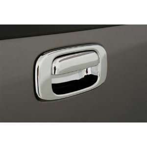 Wade 12040 Chrome Tailgate Handle Cover for 05 06 Nissan