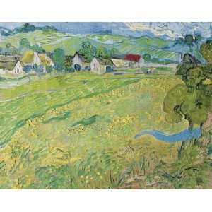 Van Gogh Landscapes Double Sided Wooden Jigsaw Puzzle Toys & Games
