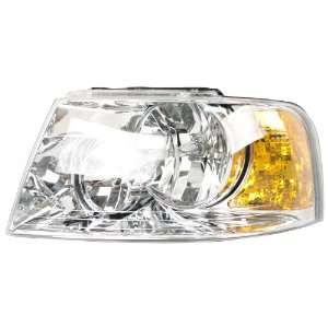 OE Replacement Ford Expedition Driver Side Headlight Assembly