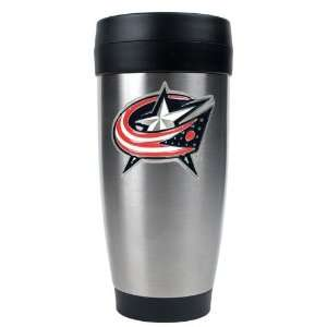Columbus Blue Jackets NHL Stainless Steel Travel Tumbler