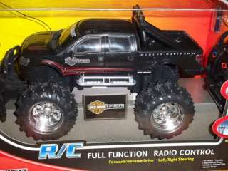 NEW NEW BRIGHT R/C BIG (14) FORD F 150 HARLEY DAVIDSON W