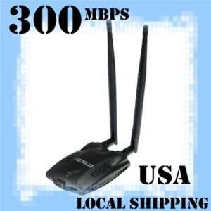 High Power Long Range 300Mbps 1000mw 802.11b/g/n Wireless WiFi