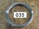 25 FT 1/4 TUBING .250 X .035 316L STAINLESS STEEL TUBE