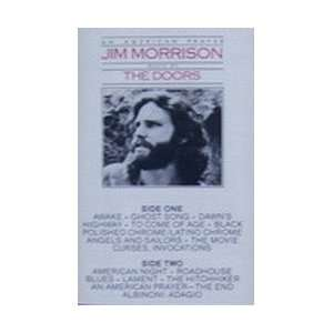 American Prayer Jim Morrison & Doors Music