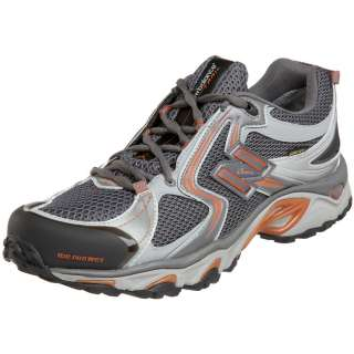 New Balance 910 Mens Trail Running Shoes MT910GT Grey Tangerine