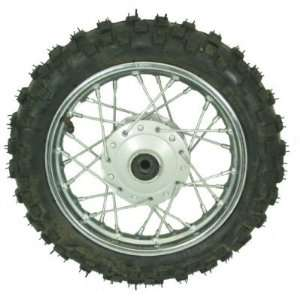 Jaguar Power Sports 10 dirt bike front wheel