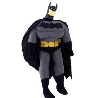 League Warner Brothers Baby Batman Super Hero Plush Doll Toys & Games