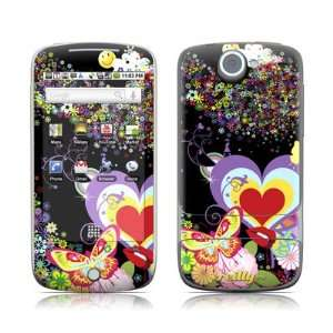 Flower Cloud Design Protector Skin Decal Sticker for HTC Google