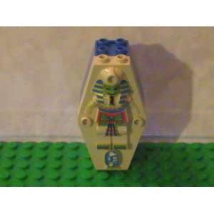 Lego Adventures Egyptian Mummy Minifigure Sarcophagus