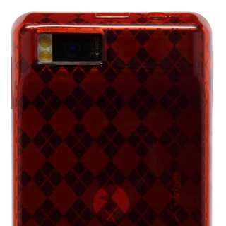 candy tpu gel case skin cover for verizon motorola droid x droid x2