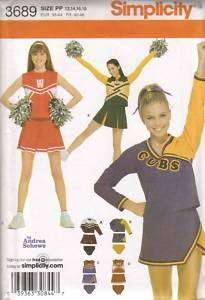 Simplicity Sewing Pattern 3689 Womens Costumes 12 18
