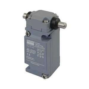 Dayton 12T841 Limit Switch, SPDT, Horiz, Side Push Rod