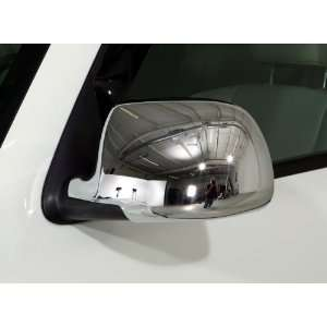 Wade Chrome Mirror Covers, for the 2005 Cadillac Escalade Automotive