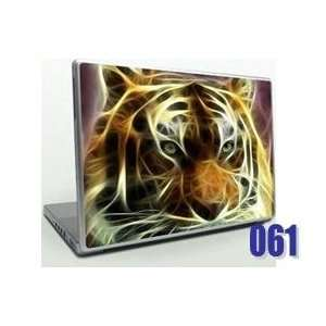 Unique TIGER LAPTOP SKINS PROTECTIVE ART DECAL STICKER 1
