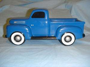 Ceramic Blue 1948 Ford F 1 Pick Up Truck Pickup