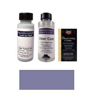 Quartz (matt) Metallic Paint Bottle Kit for 1998 Mercedes Benz Matt