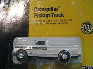 Ertl 1/64 farm toy Caterpillar Pickup Truck
