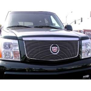Grillcraft BG Series Upper Billet Grille Cut Out Lincoln Navigator 03