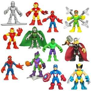 Marvel Super Hero Adventures Figure 2 Packs Wave 2 Toys