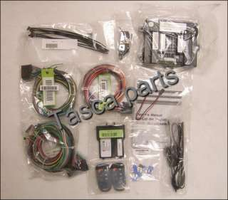 BRAND NEW FORD LINCOLN MERCURY OEM REMOTE STARTER KIT # 7L3Z 19G364 AA