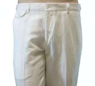 SUMMER SEASON POLO RALPH LAUREN MENS LINEN COTTON PRESTON FIT PANTS