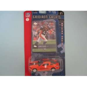 John Lynch Gridiron Greats Die cast NFL Upper Deck Toys & Games