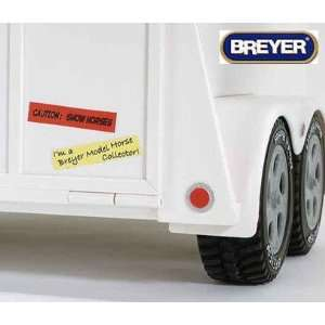 Breyer Horse Trailer For Traditional Sized Horses