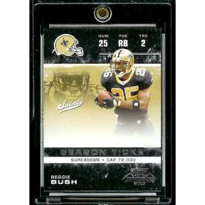 # 64 Reggie Bush   New Orleans Saints   NFL Football Trading