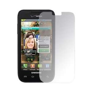 Matte LCD Screen Protector Cover Kit For Samsung Fascinate