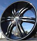 24 VCT TORINO WHEELS RIMS TIRES 6X135 FORD F150 NAVIGATOR EXPEDITION