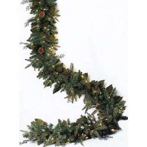6 x 12 Pre Lit Green River Spruce Artificial Christmas