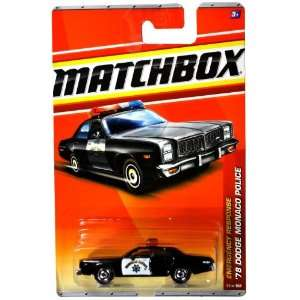 Year 2010 Matchbox MBX Emergency Response Series 164 Scale Die Cast