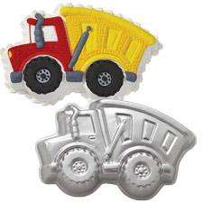 Wilton Dump TRUCK Cake Pan 2105 0562 Birthday FUN 070896405623