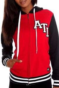 All Time Low Hooded Varsity Jacket
