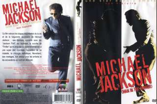 Michael JACKSON Man in the mirror/Une star (DVD)