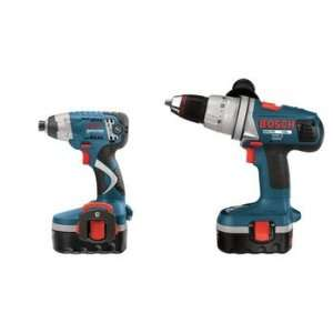 Factory Reconditioned Bosch CPK27 18 RT 18 Volt Impact Driver/Brute