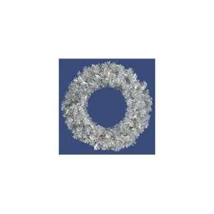 Tinsel Artificial Christmas Wreath