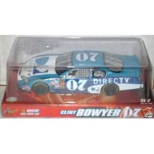 NASCAR Clint Bowyer #07 Winners Circle 2007 Direct TV Monte Carlo SS 1