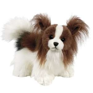 Webkinz Plush Stuffed Animal Papillon Dog Toys & Games