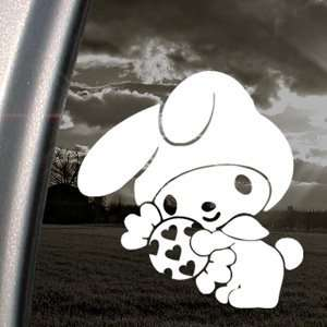 My Melody Decal Hello Kitty Car Truck Window Sticker