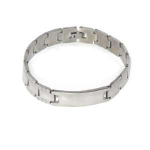 Mens Stainless Steel Link Chain Bracelet Jewellery Jewelry