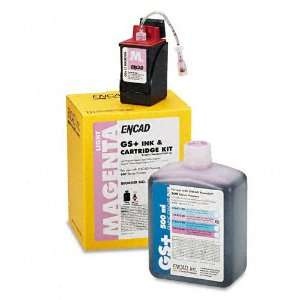 Kodak  21643200 Ink & Cart Kit, Yield 1.2ml Per Sq Ft