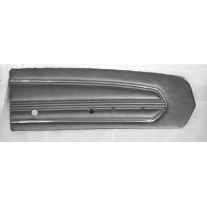 DOOR PANEL FRONT FORD MUSTANG 67 BLACK Automotive